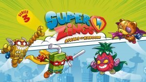 Super Zings Serie 3