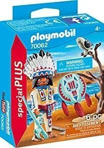 Play Mobil Special Plus Jefe Indio