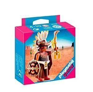 Playmobil Indio Brujo