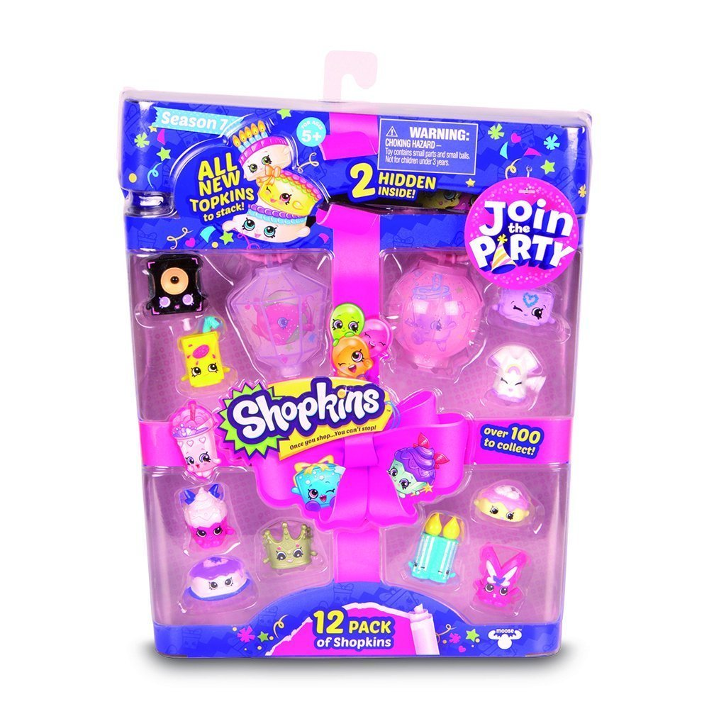 Set de 12 shopkins