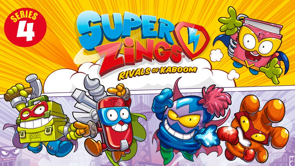 Superzings series 4 todo sobre ellos s per for Compro sedie on line