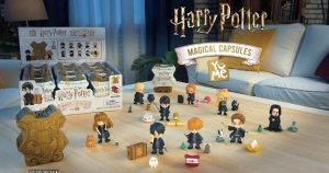 Harry Potter Capsulas Mágicas
