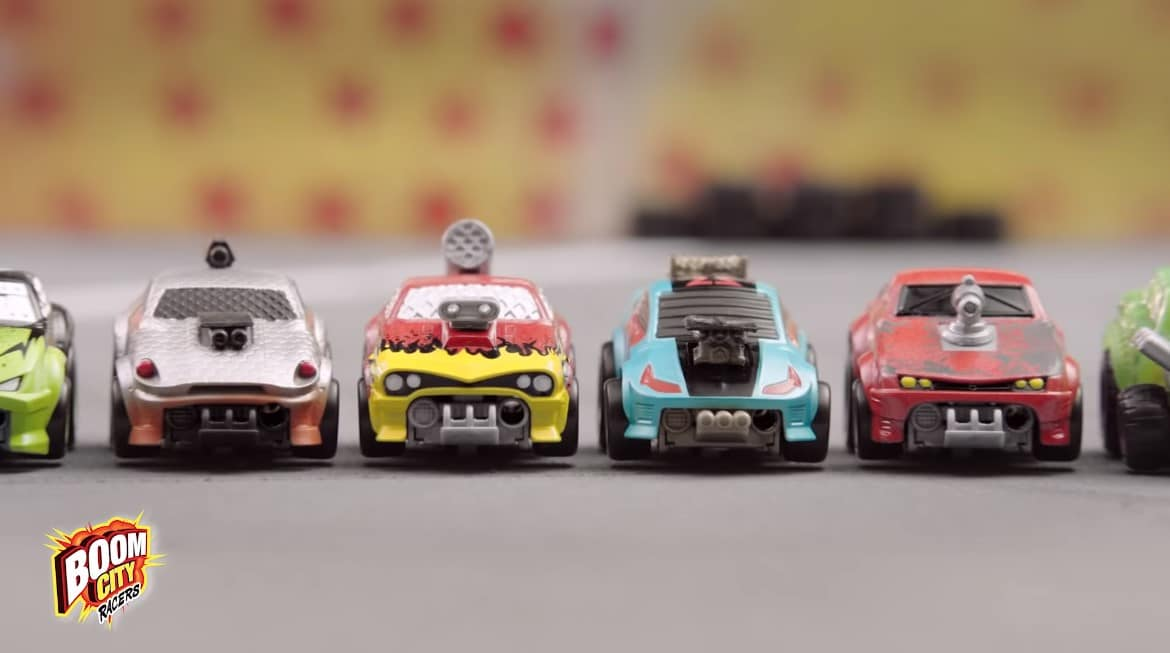 Coches Boom City Racers